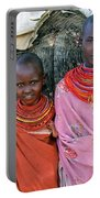 Samburu Sisters Portable Battery Charger