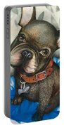 Sammy The French Bulldog Portable Battery Charger
