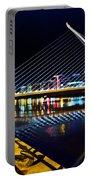 Samuel Beckett Bridge 5 Portable Battery Charger