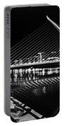 Samuel Beckett Bridge 5 Bw Portable Battery Charger
