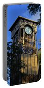 San Antonio Clock Portable Battery Charger