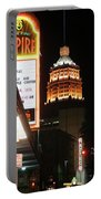 San Antonio Downtown Night Portable Battery Charger
