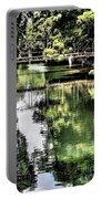 San Antonio River Scenic Portable Battery Charger