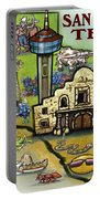 San Antonio Texas Portable Battery Charger