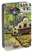 San Antonio Texas Portable Battery Charger
