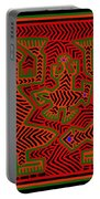 San Blas Shaman Spirits Portable Battery Charger