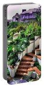 San Clemente Estate Backyard Portable Battery Charger