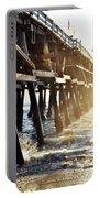 San Clemente Pier Magic Hour Portable Battery Charger