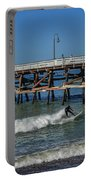 San Clemente Surfing Portable Battery Charger