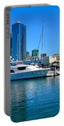 San Diego South Park Marina Portable Battery Charger