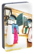 San Felice Circeo Put Clothes Portable Battery Charger