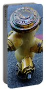 San Fran Hydrant Portable Battery Charger