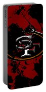 San Francisco 49ers 1b Portable Battery Charger