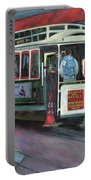 San Francisco Cable Car Portable Battery Charger