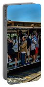 San Francisco, Cable Cars -3 Portable Battery Charger