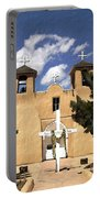 San Francisco De Asis Portable Battery Charger