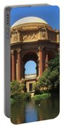 San Francisco - Palace Of Fine Arts Portable Battery Charger