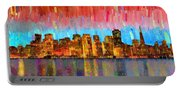 San Francisco Skyline 11 - Pa Portable Battery Charger