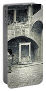 San Gimignano - Medieval Well  Portable Battery Charger