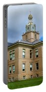 San Juan County Courthouse Portable Battery Charger