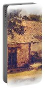 San Juan Mission Residence Portable Battery Charger