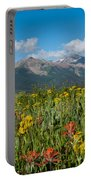 San Miguel Mountains Portable Battery Charger
