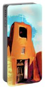 San Miguel Santa Fe Portable Battery Charger
