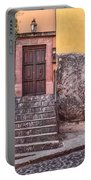 San Miguel Steps And Door Portable Battery Charger