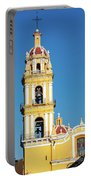San Pedro Church Tower Portable Battery Charger