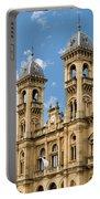 City Hall - San Sebastian - Spain Portable Battery Charger
