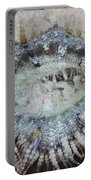 Sand Anemone, Bonaire, Caribbean Portable Battery Charger by Terry Moore