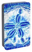 Sand Dollar Portable Battery Charger
