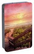 Sand Dune Morning Portable Battery Charger