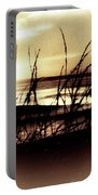 Sand Dunes Sunset Portable Battery Charger