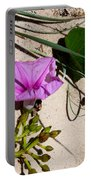 Sand Flowers Portable Battery Charger