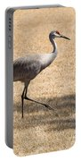 Sand Hill Cranes Portable Battery Charger