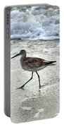 Sandpiper Escaping The Waves Portable Battery Charger