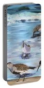 Sandpiper Party Portable Battery Charger