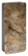 Sandstone Formation Number 4 At Starved Rock State Portable Battery Charger