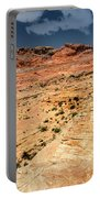 Sandstone Landscape Valley Of Fire Portable Battery Charger
