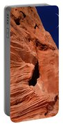 Sandstone Moon Portable Battery Charger