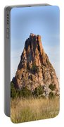 Sandstone Spires In Garden Of The Gods Portable Battery Charger