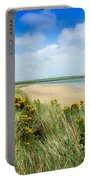 Sandunes At Fethard, Co Wexford, Ireland Portable Battery Charger