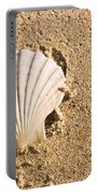 Sandy Shell Portable Battery Charger by Jorgo Photography - Wall Art Gallery