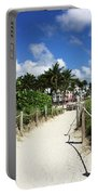 Sandy Trail Miami Florida Portable Battery Charger