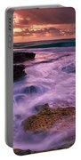 Sandys At Dawn Portable Battery Charger