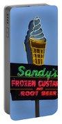 Sandys Frozen Custard - Austin Portable Battery Charger