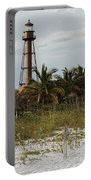 Sanibel Island Lighthouse Portable Battery Charger