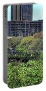 Sanju Pagoda Portable Battery Charger