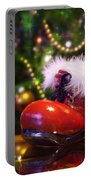 Santa-claus Boot Portable Battery Charger